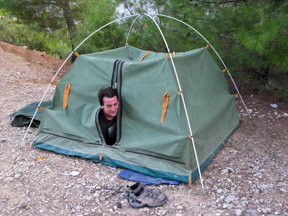 take-down-tent-wild-c&-turkey.jpg & My favourite camping locations | Overland Travel | Retrospective ...